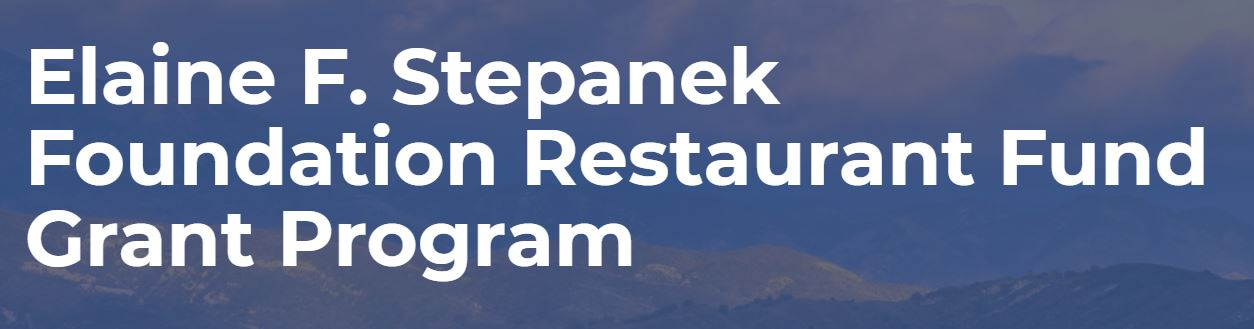 Santa Barbara Restaurant Grant Fund 2
