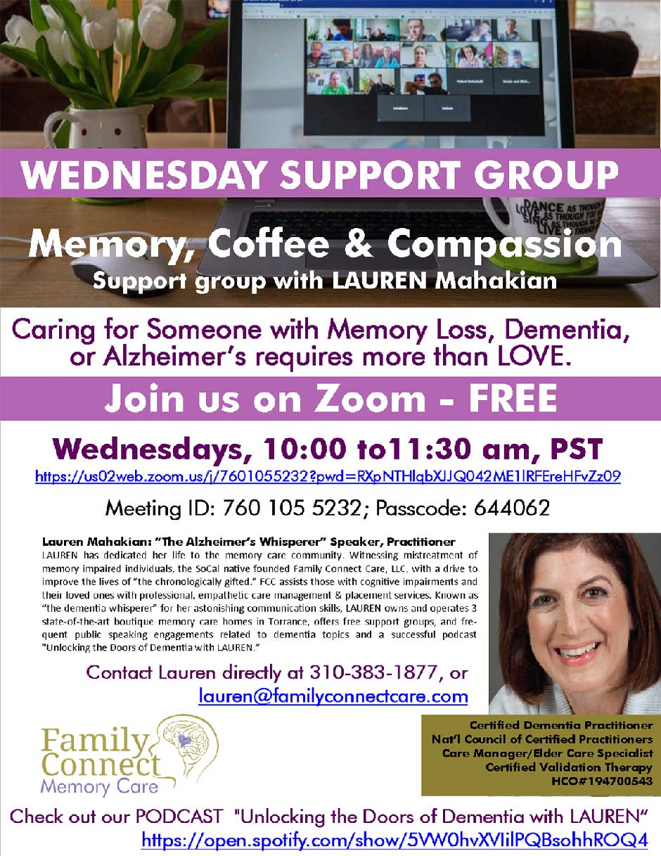 Wednesday-support-group